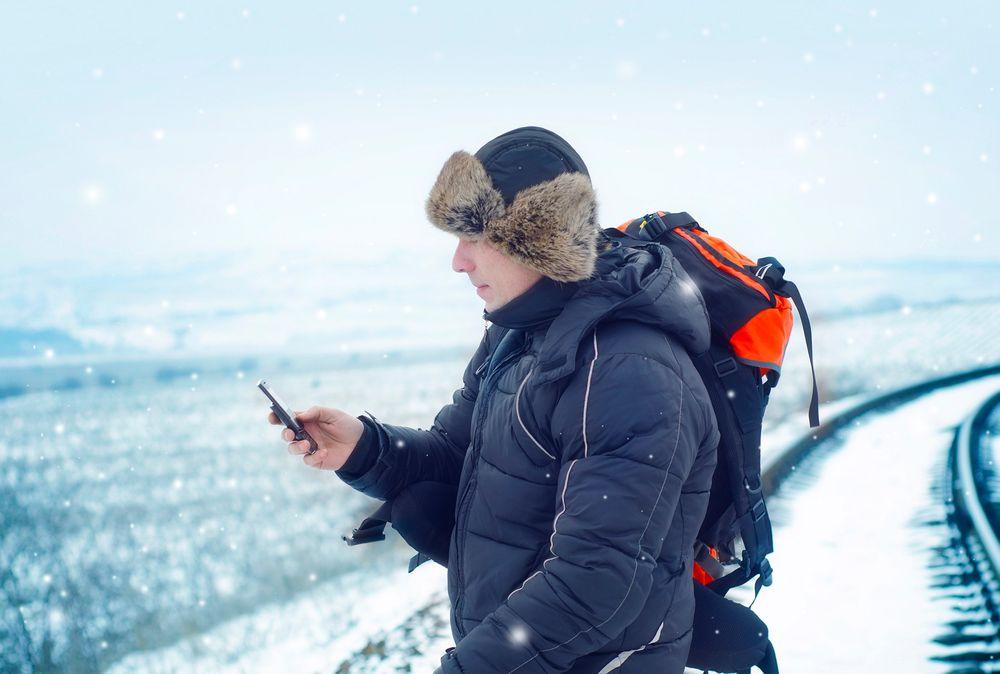 Det kan være en ide å skru av epostvarslingen på mobiltelefonen hvis man er på ferie.