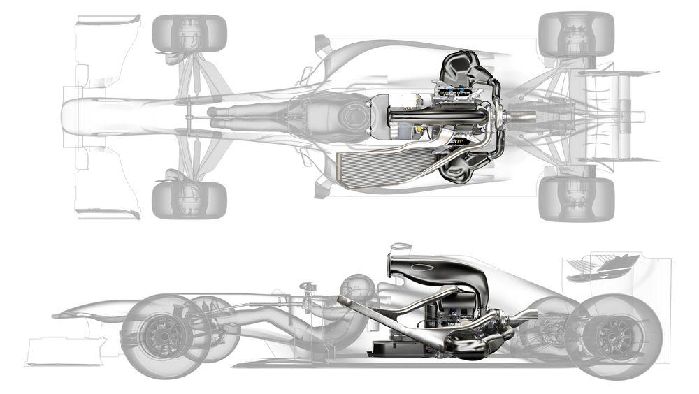 Pen eller stygg: Mange frykter at de nye  reglene, som skal øke sikkerheten til førerne, vil gjøre F1-bilene mindre pene. De frykter også at seks i stedet for åtte sylindre på lavere turtall skal redusere hylet de elsker.