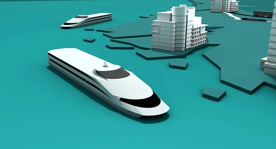 2040-SCENARIO: Krav om klimavennlige ferger fra 2022 vil føre til at både batterier, hydrogen og noe biodrivstoff blir tatt i bruk i norske ferger i stor skala. I 2040 er nesten hele den norske fergeflåten utslippsfri.  Store hydrogendrevne skip er på vei inn for fullt.