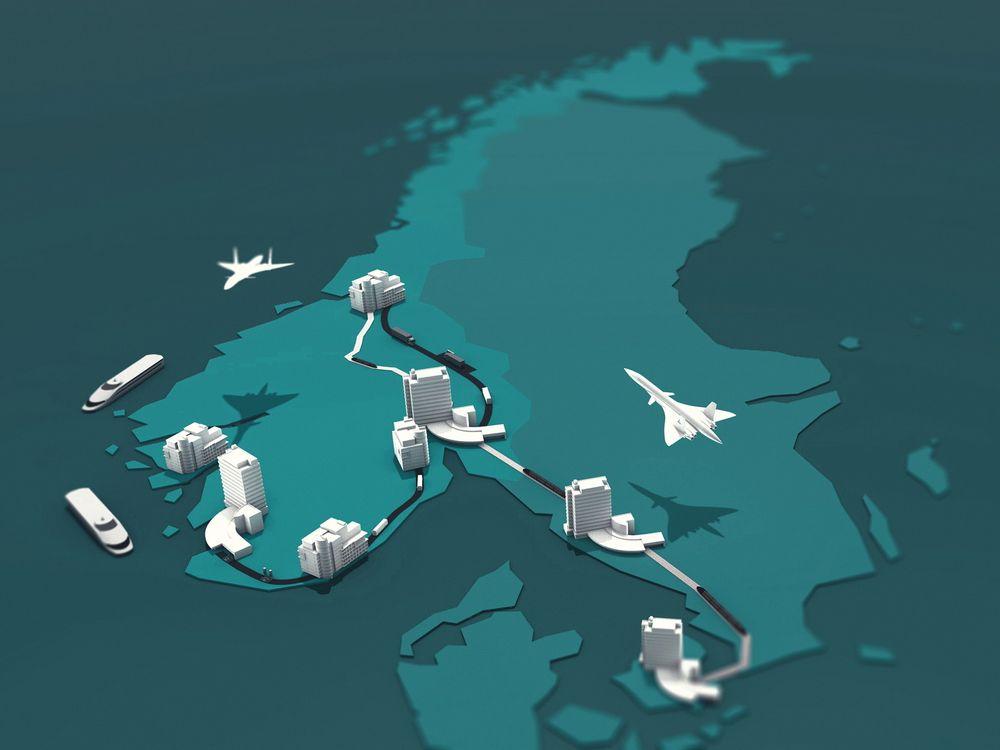 TRANSPORTREVOLUSJONEN: Kan vi basere oss på fornybar energi på veier, sjø og i lufta i 2040?