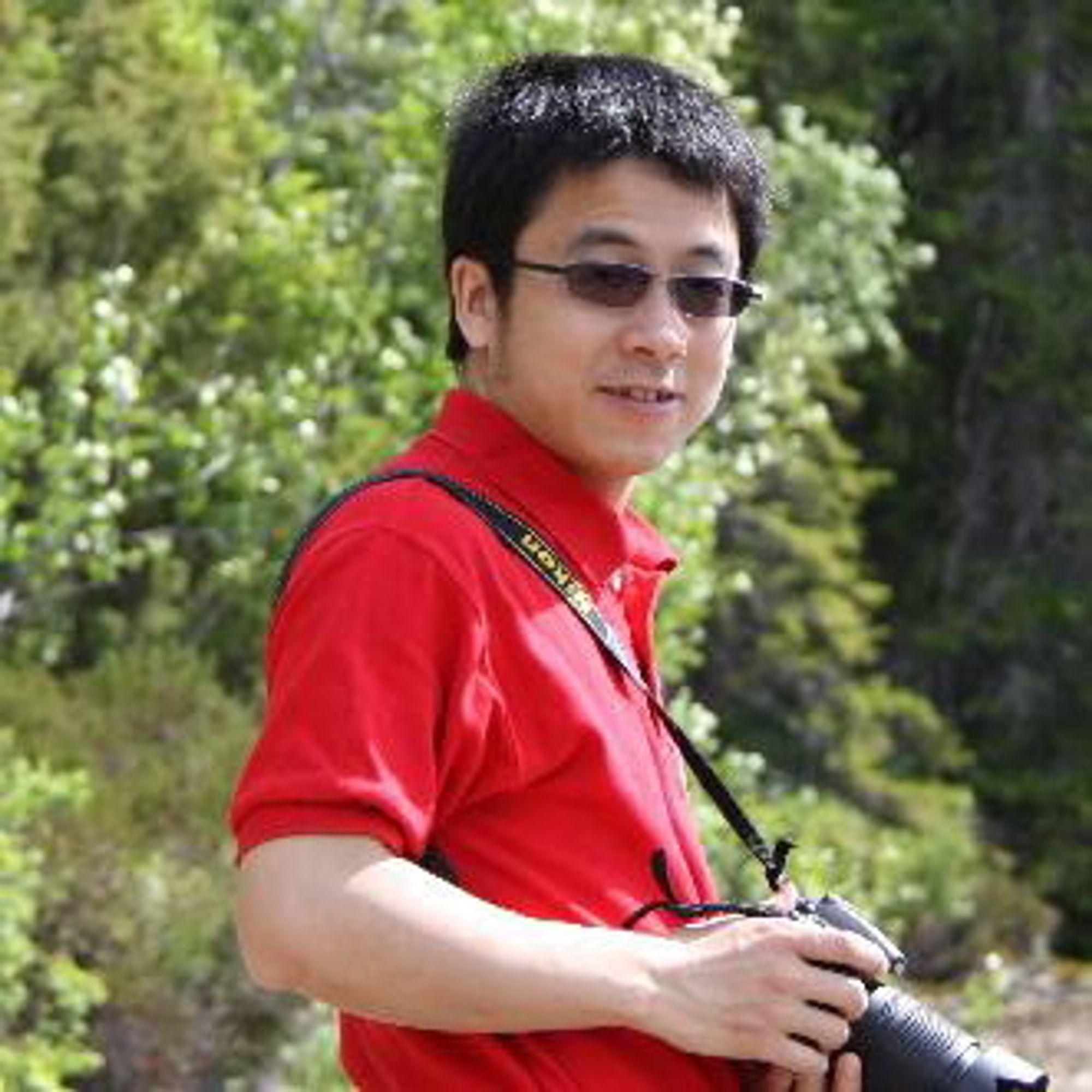 Postdoktor Gang Liu