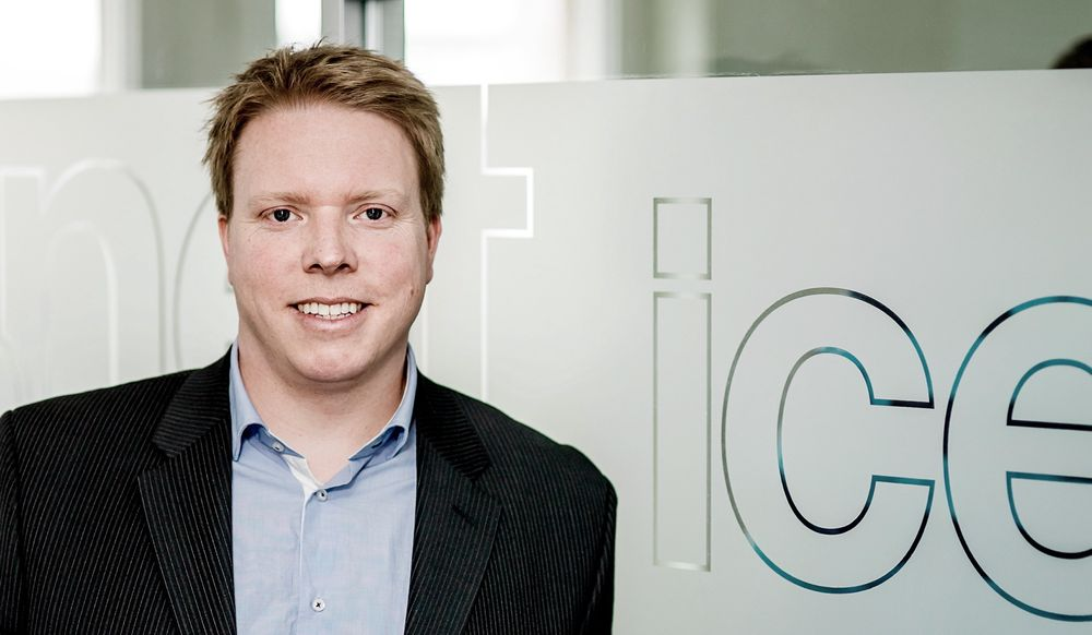Ice-sjef Eivind Helgaker er åpen om behovet for både data og tale i mobilnettet, men taler ikke høyt om hvordan det skal løses.