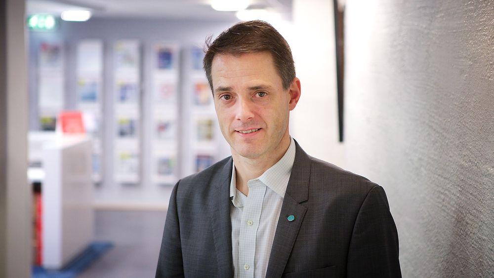 Teknas generalsekretær Ivar Horneland Kristensen snakker om fremtidsutsikter og moderne ledelse.