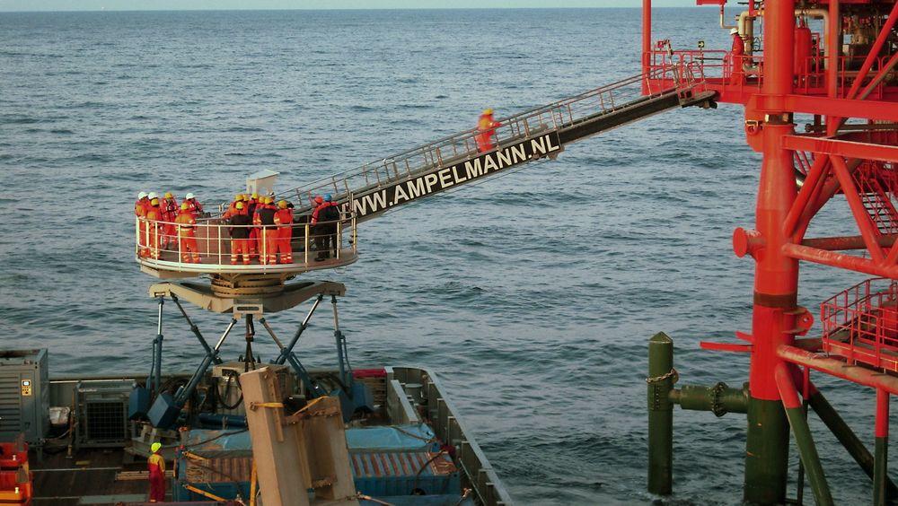 DNV GL leder an for å optimalisere bruk av ferger og skip til å frakte offshore-arbeidere til jobben.
