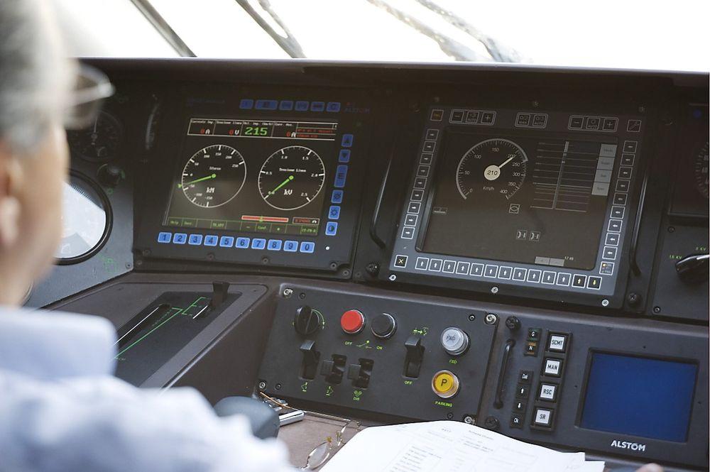 Ved å etablere et eget transportkontor i Norge, håper Alston på å ta del i utbyggingen av nye signalanlegg i Norge.