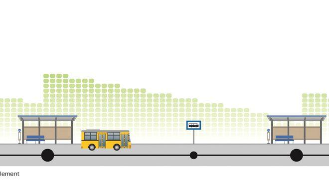 Slik kan de elektriske bussene kjøre 24/7