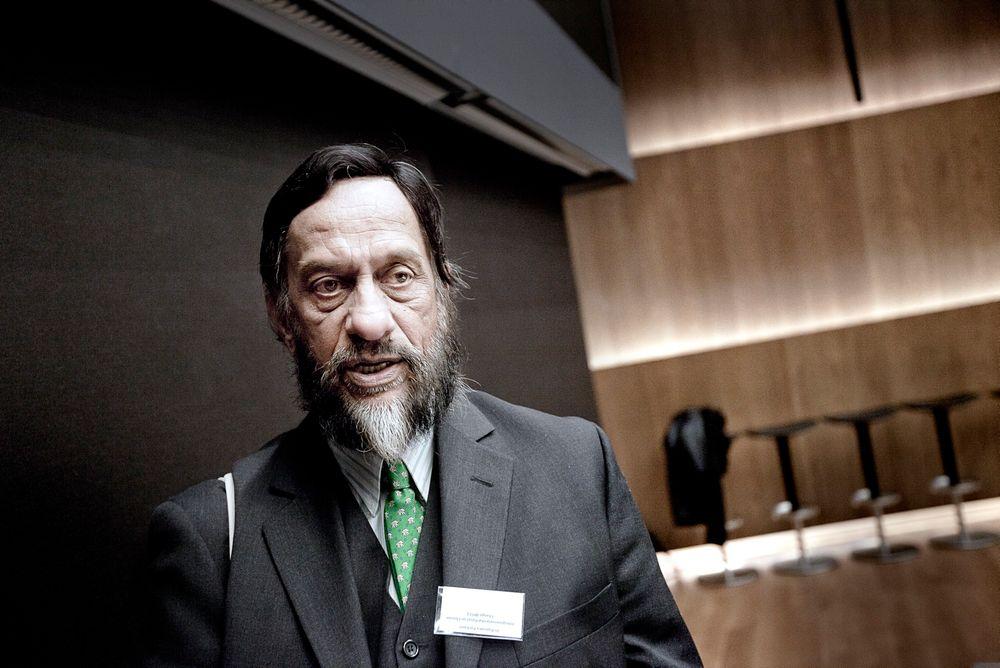 Den tredje delrapporten fra FNs klimapanel, som ledes av Rajendra Pachauri, presenteres i Berlin søndag.