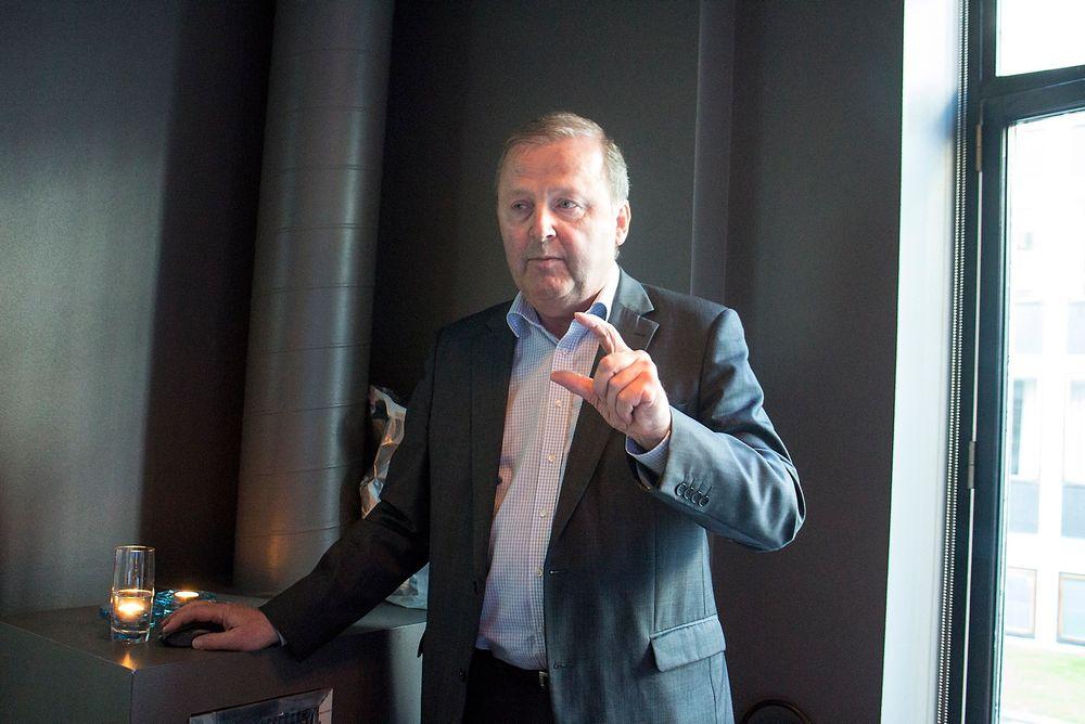 Vekstsjefen: Gulost er gulost, hevder sjefen i Tele2-eide Onecall, Øistein Eriksen, og gleder seg over den største veksten og laveste kundefrafallet i mobilbransjen.