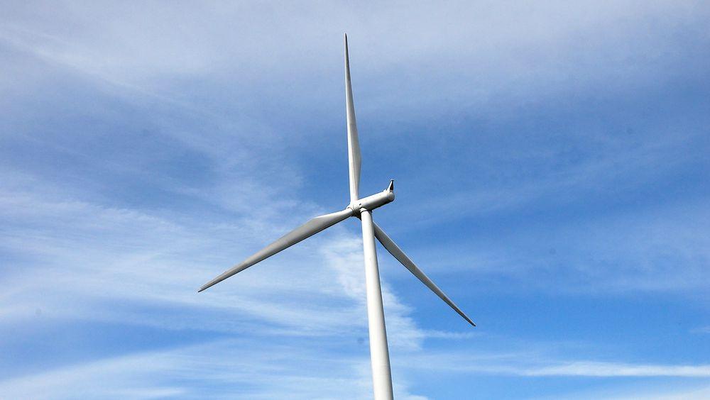 Et samarbeid mellom utbyggerne av vindkraft i Snillfjord-området ville gitt raskere konsesjonsbehandling, ifølge Olje- og energidepartementet. (Foto: Øyvind Lie)