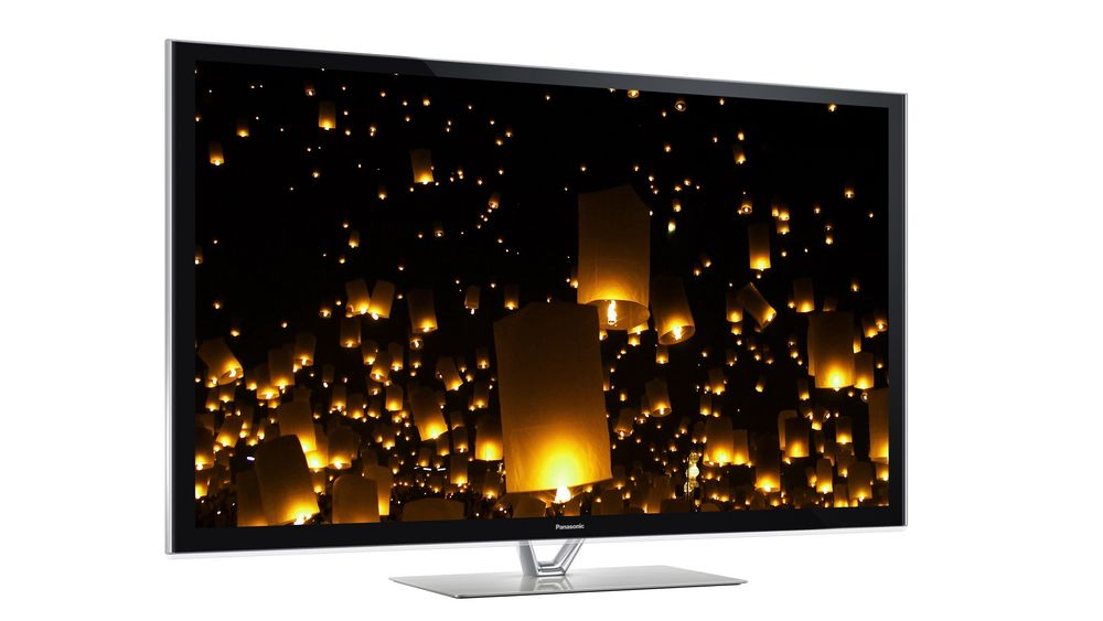 Panasonic TX-P50VT60 er en brilliant plasma-TV.