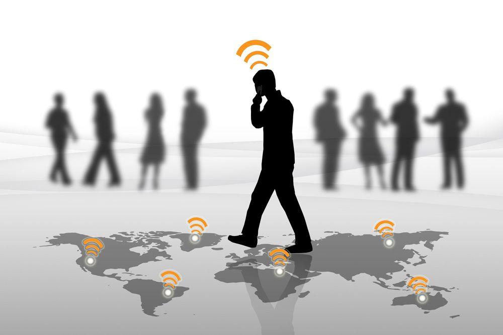 En smarttelefon er tilkoblet wifi 75 prosent av tiden. Og mobildata faller i pris. Dette baner veien for helt nye mobilvaner.
