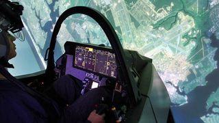 Slik skal fremtidens jagerflygere trene