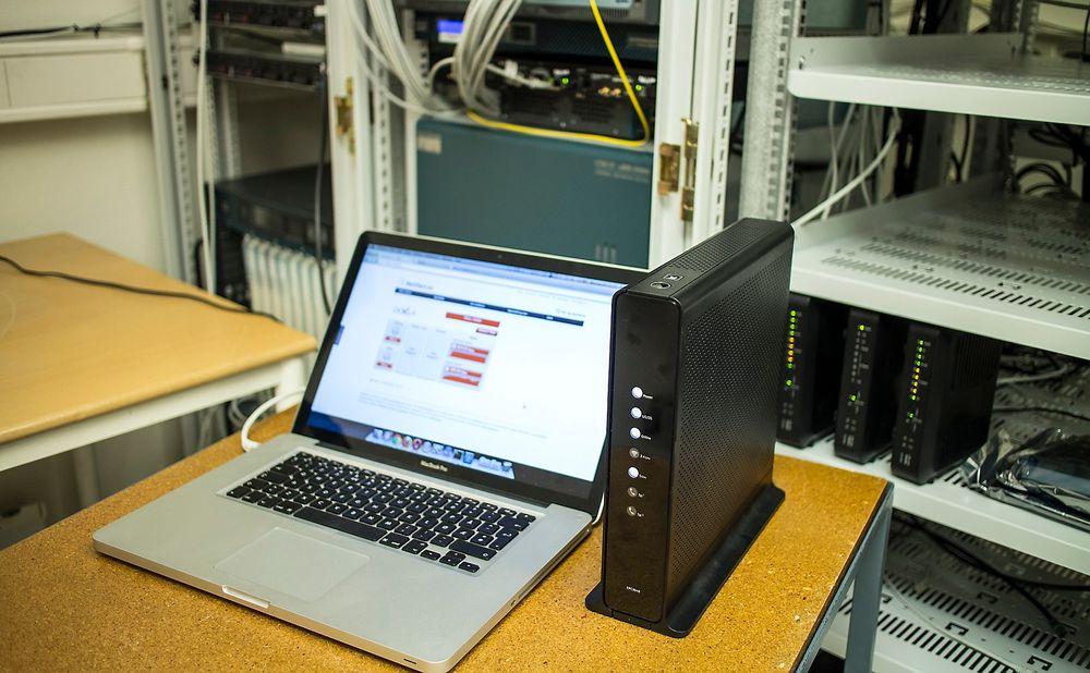 1 Gbit/s kabelmodem er en realitet, men bare som en prototyp. De som vil ha et slikt må nok vente et års tid.