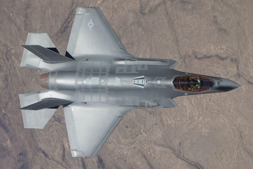 AF-7 på sin 99. flygning i fjor.