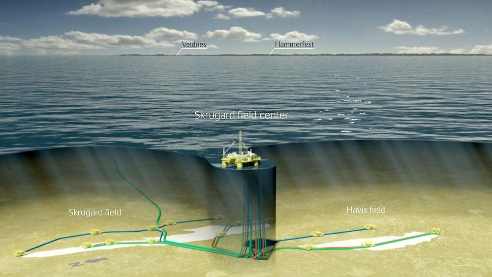 Statoil vil utsette utbyggingen av Johan Castberg-prosjektet, som består av feltene Skrugard og Havis.
