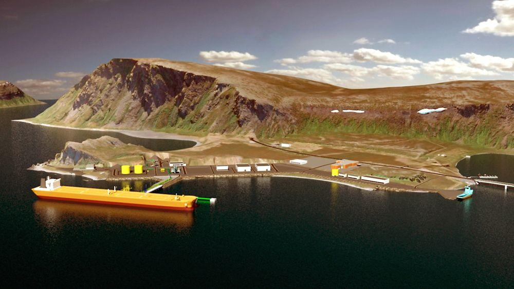 Statoil ville i utgangspunktet ilandføre oljen fra Johan Castberg. Etter skatteendringene ble vedtatt er prosjektet utsatt.