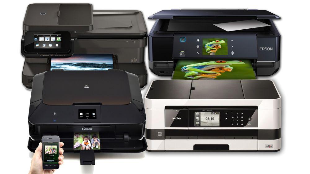 En multifunksjonsmaskin gir deg både printing, skanning, kopiering hjemme. Noen byr også på andre funksjoner.