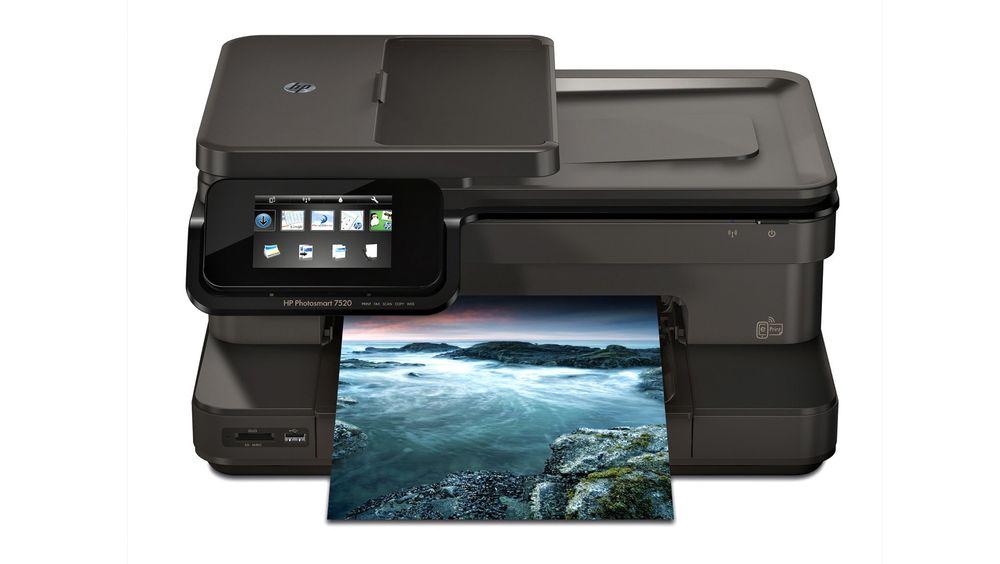 HP Photosmart 7520.