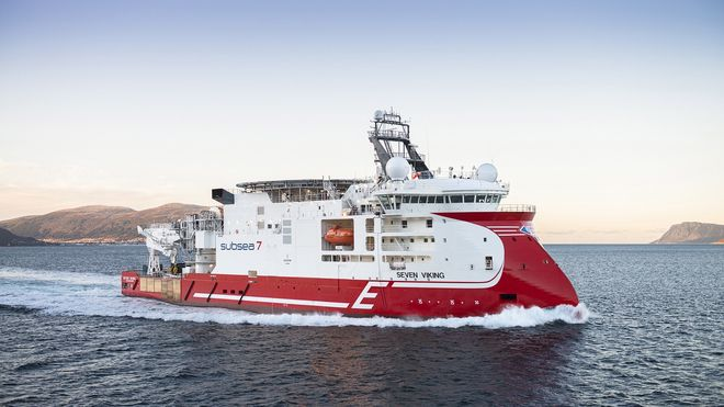 Subsea 7 sier opp 2500 og kutter 11 skip