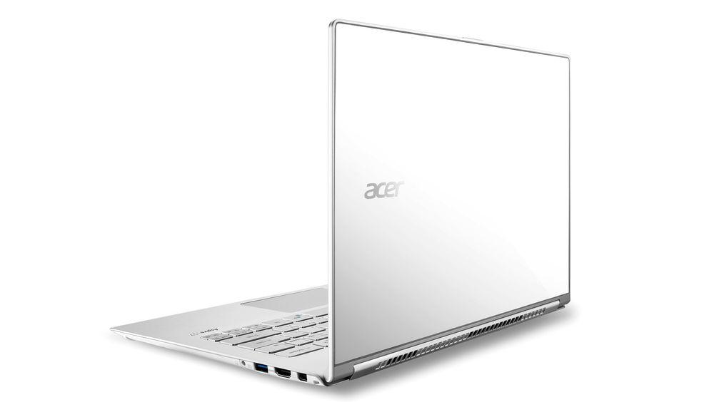 Acers nye Aspire S7 får 2560x1440 på en 13-tommers skjerm.