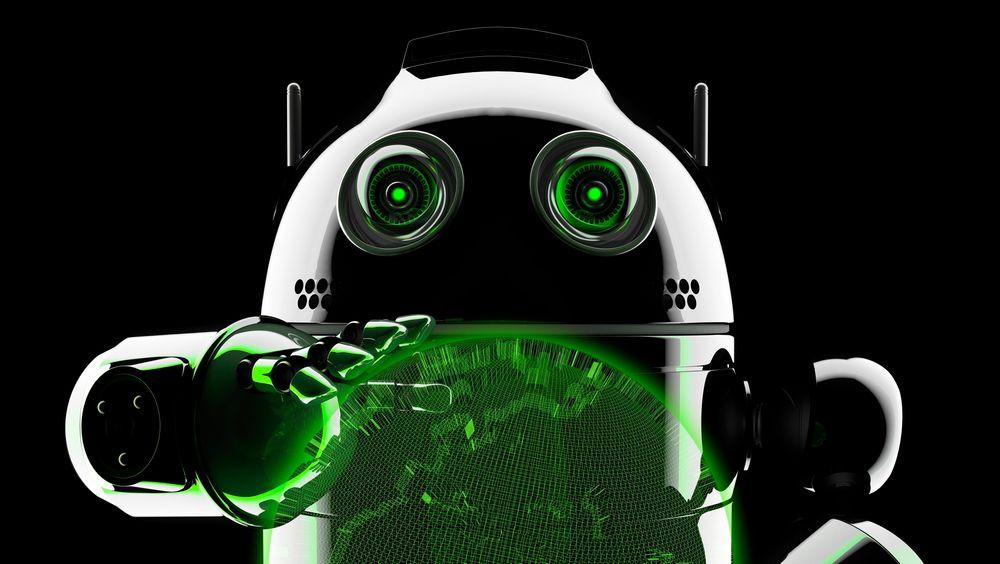 4 av 5 brukere av smarttelefon velger Android som sitt operativsystem.