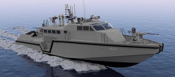 Kongsbergs Sea Protector er også solgt til USA der systemet skal installeres på de nye Mark VI patruljebåtene fra Safe Boats International.