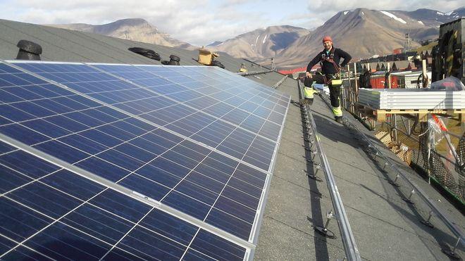 Ennå har ingen solkraftverk i Norge fått elsertifikater