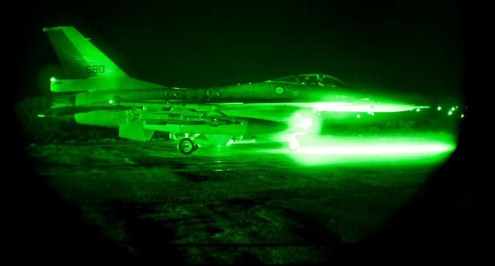 Statoil skal ta i bruk samme nattbrilleteknologi som blant annet Forsvaret og Norsk luftambulanse bruker.