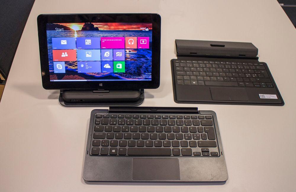 Venue 11 Pro: Dells direkte utfordrer til Microsofts Surface 2 Pro