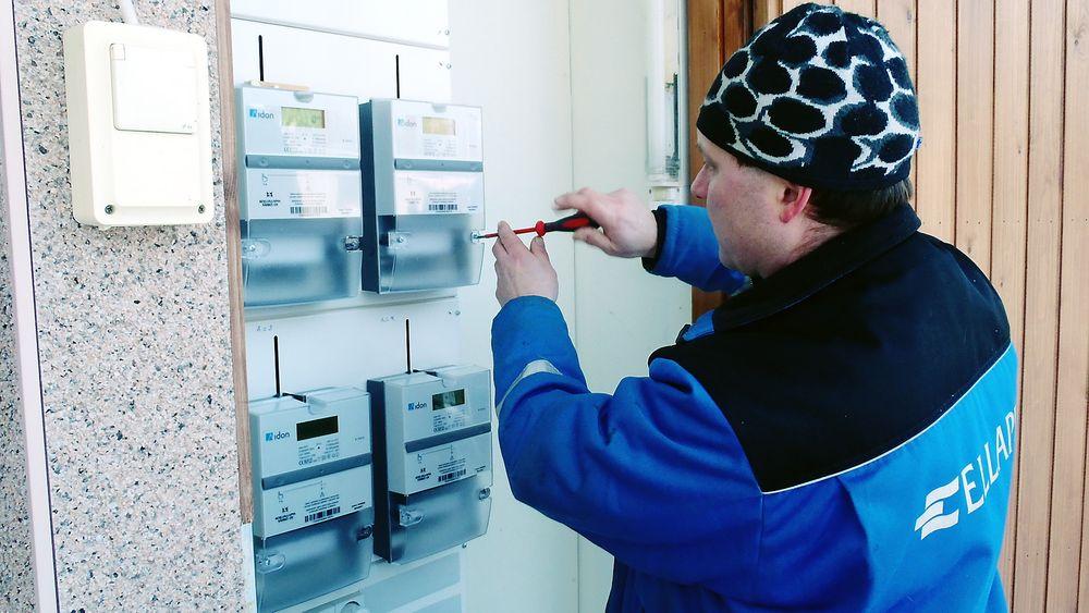 Rundt 150 installatører vil være i sving når Hafslund Nett skal installere nye smarte strømmålere i husstandene.