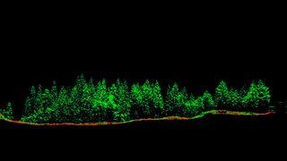 Laserskanning og 3D skal forenkle arbeid i bygg og anlegg