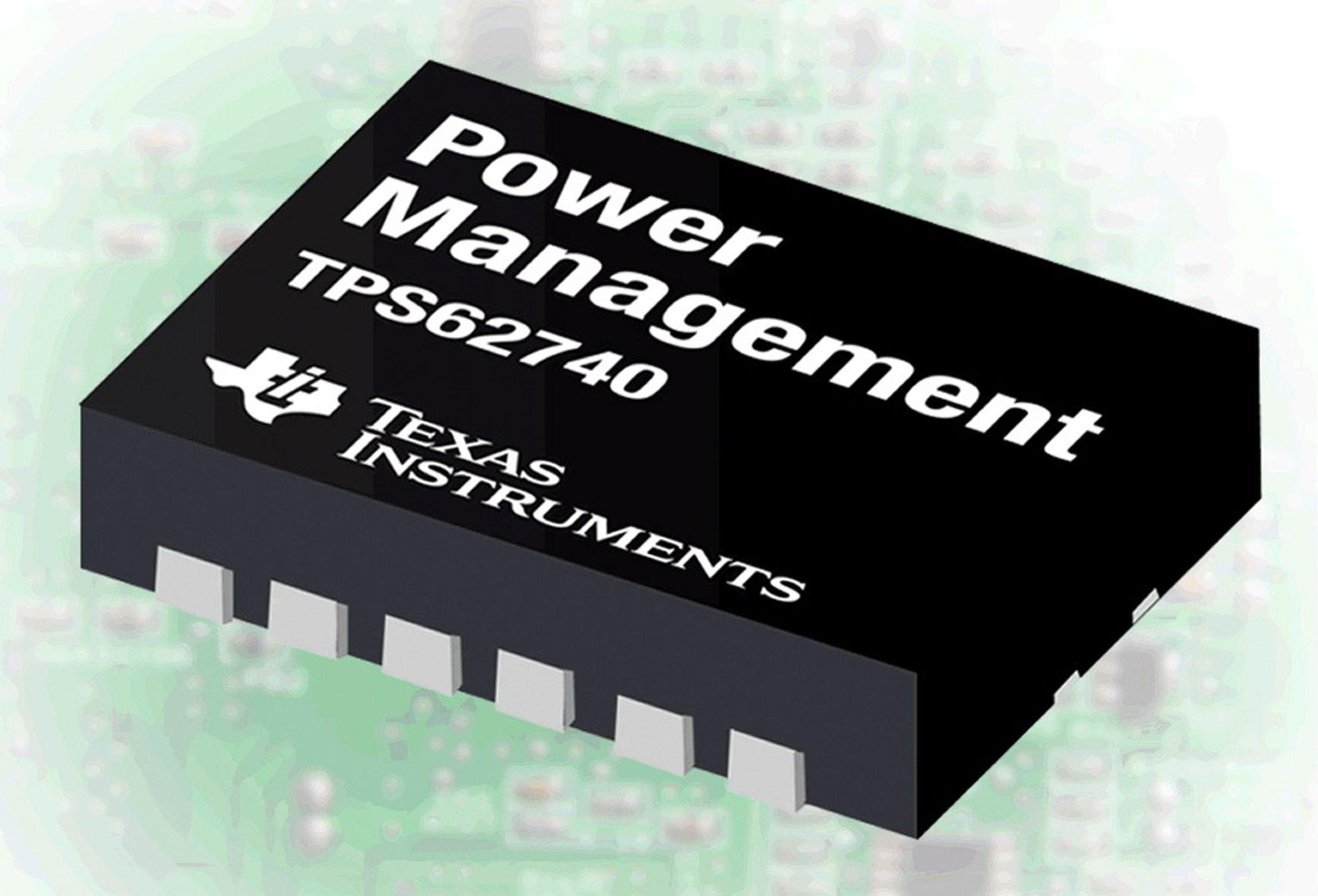 Smått: Den nye generasjonen av energihøstebrikker til Texas Instruments er ikke store greiene. De minste er bare noen millimeter lange og koster fra under en dollar.