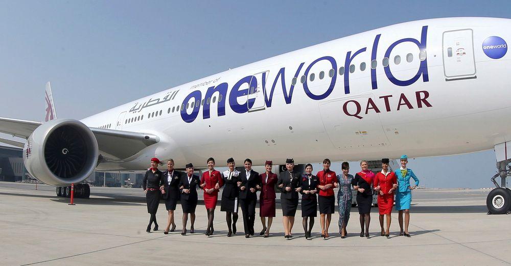 Selskapet Qatar Airways har allerede skaffet seg noen fly av typen Boeing 777. Nye milliardkontrakter ble inngått søndag.
