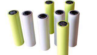 Litiumionebatterier