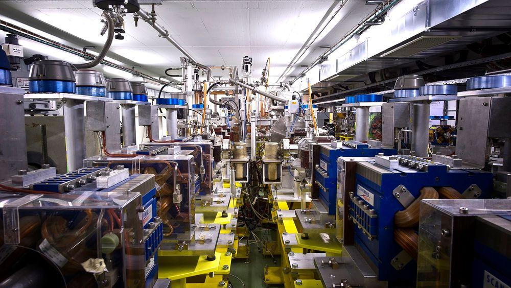 Testfasilitetene for Cerns nye Clic-akselerator. Utredningen er ledet av norske Steinar Stamnes.