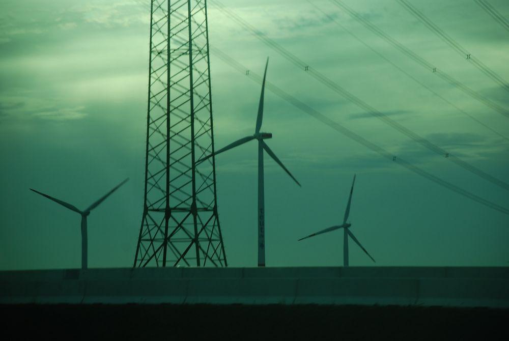 Positive: Eon håper forskningsprosjektet kan bidra til å løse flokene den tyske energirevolusjonen Energiewende forårsaker.