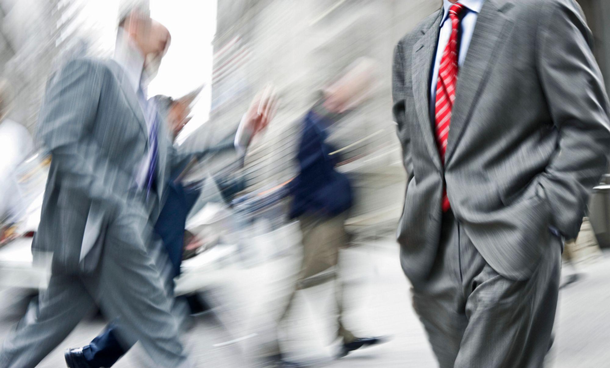 FORSKERFUNN: De dresskledde er mer mobile. Dermed øker lønna.