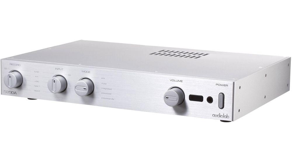 Audiolab A8200.