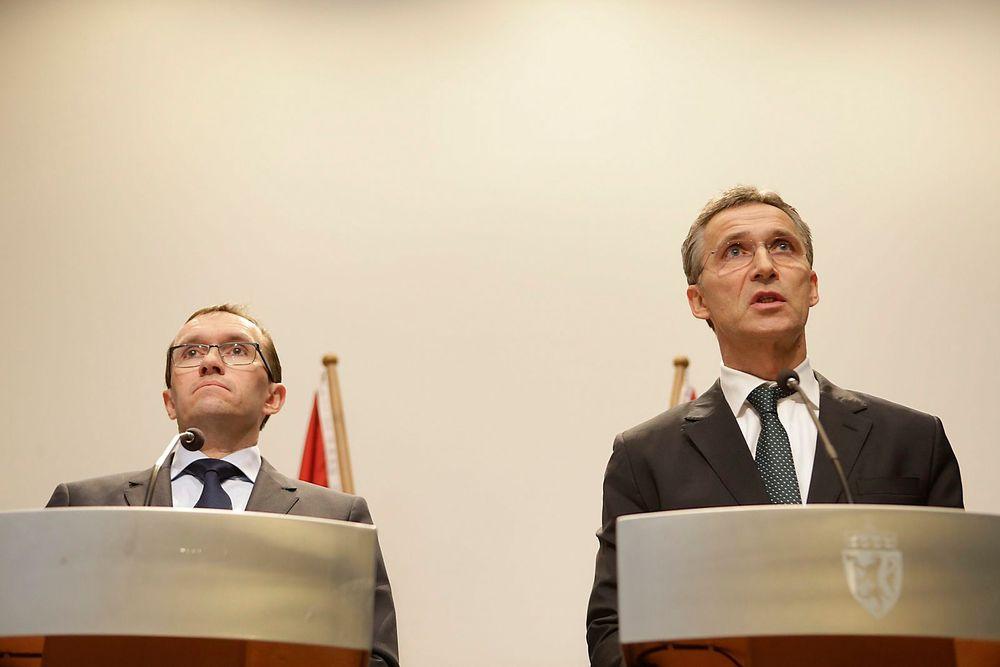 Statsminister Jens Stoltenberg og utenriksminister Espen Barth Eide er dypt engasjert i situasjonen rundt angrepet på Statoils anlegg i Algerie.