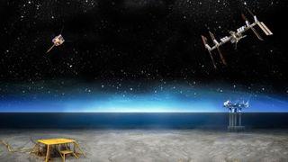 Norsk teknologi skal finne liv på Mars