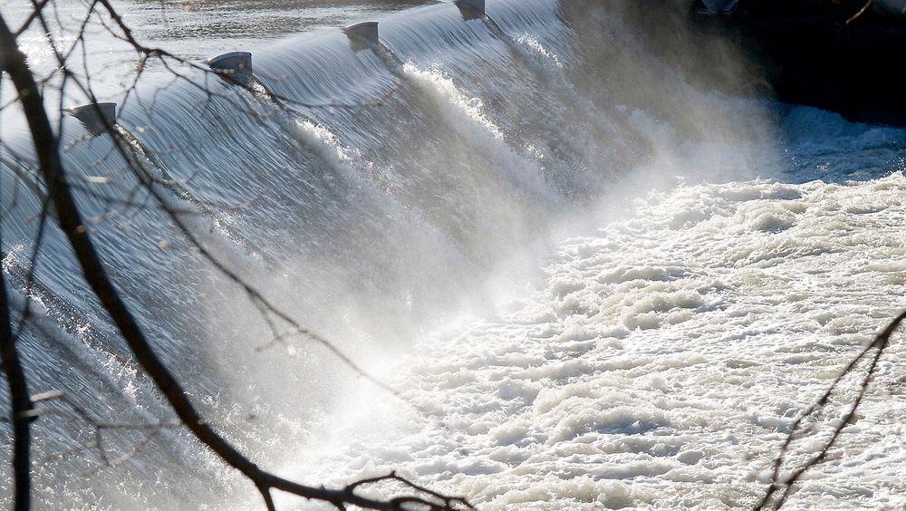 Knockout: Hvis vannkraftbransjens optimisme viser seg å være begrunnet, vil vannkraften sørge for at Norge vinner sertifikatkampen mot Sverige.