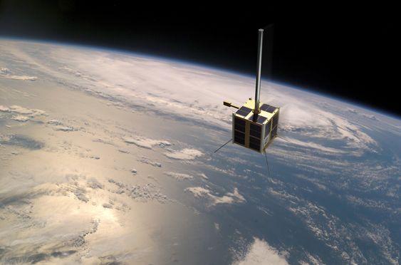 I Juli i 2010 ble den norske satellitten AISSat-1 skutt opp for å bedre oversikten over maritim aktivitet i nordområdene.