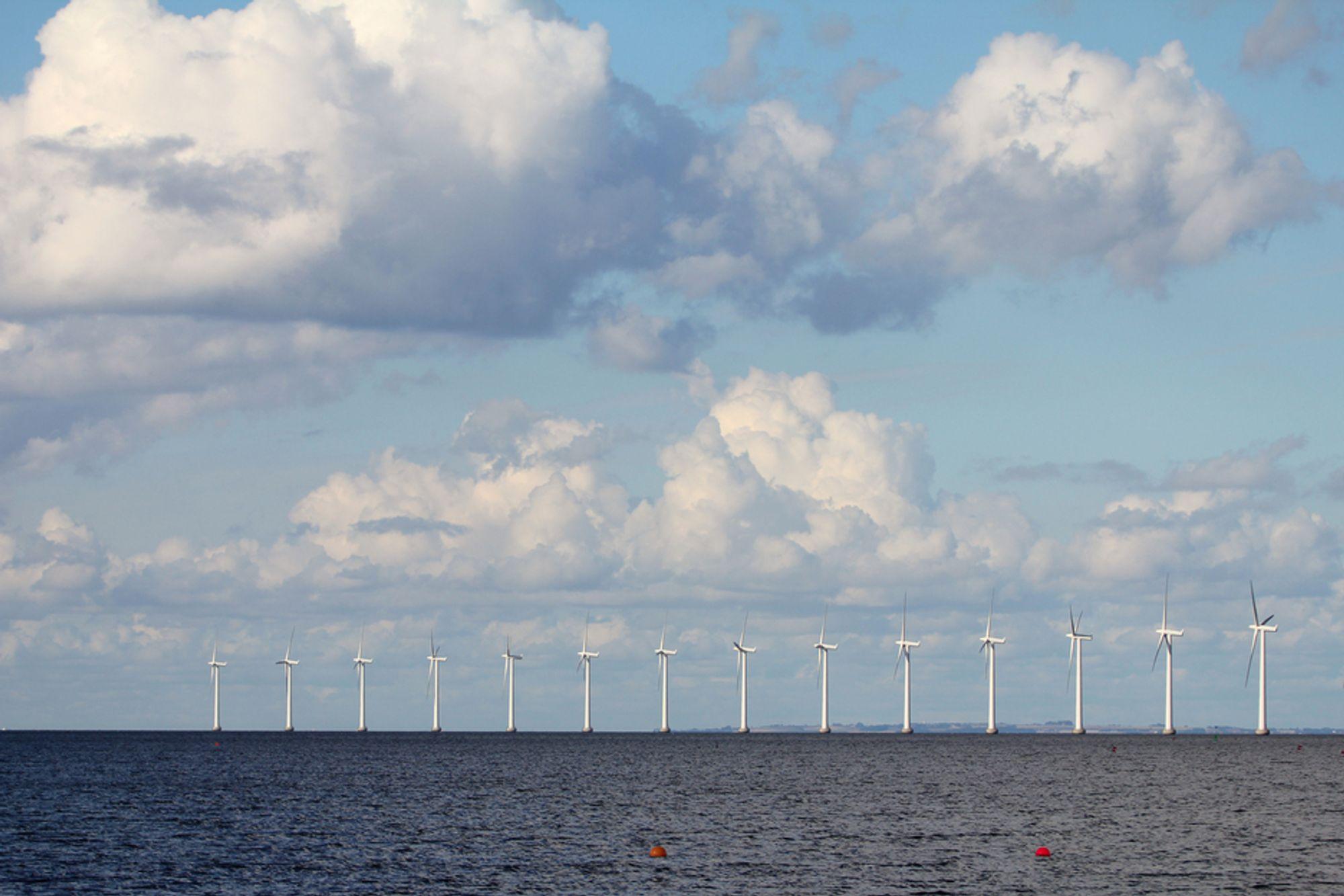 OPPDRAG: Plattformen skal stå i vindparkområdet Dolwin ved Helgoland på tysk sektor i Nordsjøen. Den skal ta imot vekselstrøm fra vindparker og konvertere til likestrøm.