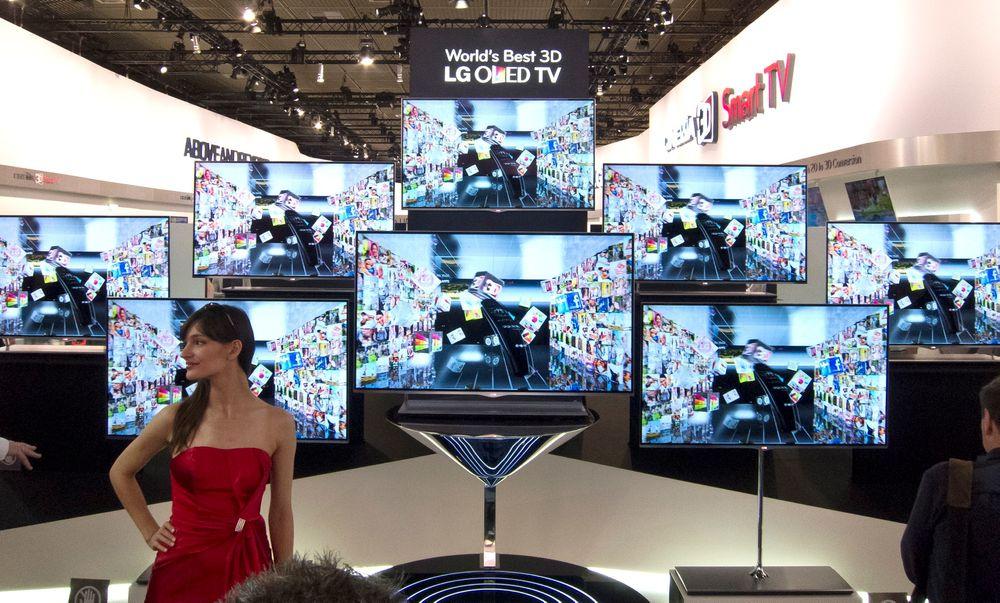 Endelig OLED: LG gikk høyt på banen på fjorårets IFA-messe i Berlin for å vise hvor fantastisk OLED-TV-ene er. Nå ser det ut som vi nærmer oss salgsstart.