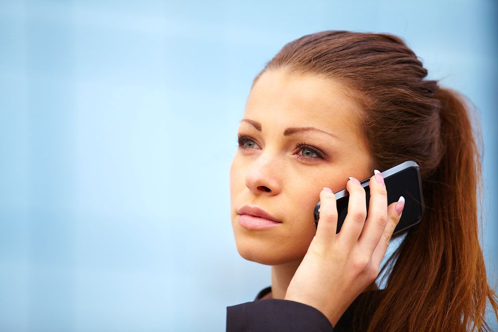 Mobiltelefoni var det tjenestesegmentet som hadde aller størst prisfall i fjor, ifølge Statistisk sentralbyrå.