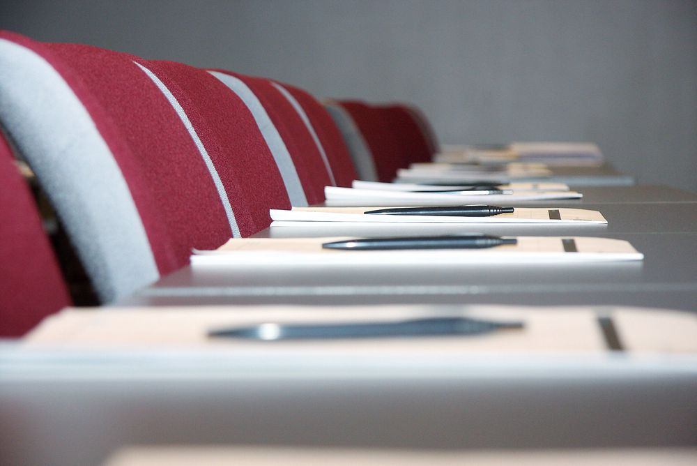 FÆRRE FOLK: Gisselaksjonen i Algerie fører til flere tomme stoler på Feltutviklingskonferansen i Bergen denne uken.