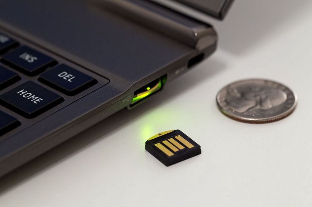 Brikker som dette kan i fremtiden erstatte passord.
