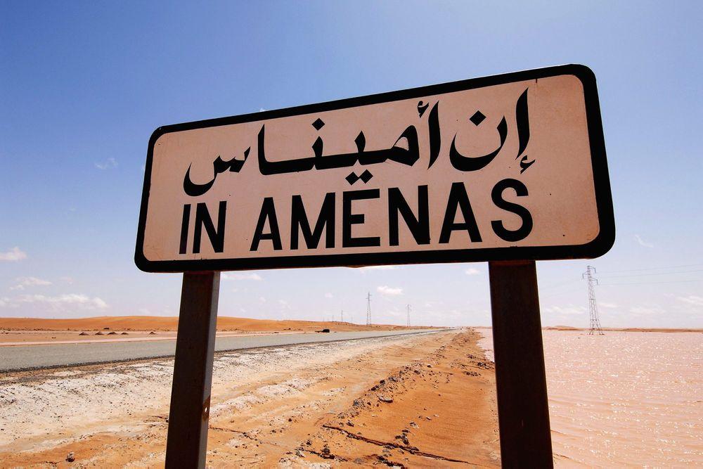 Situasjonen ved In Amenas er fortsatt uoversiktlig.