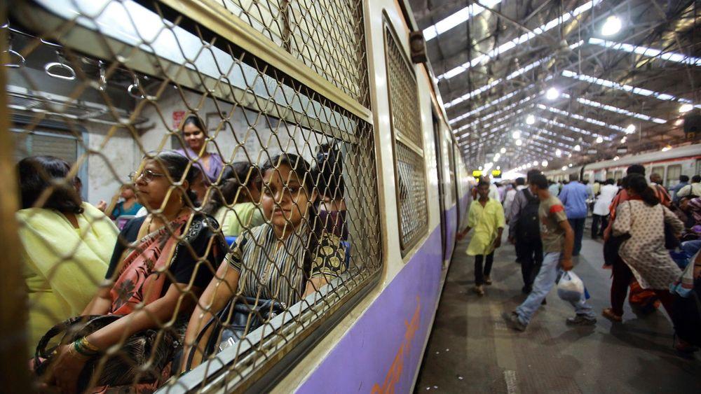 Korrupsjon trekkes fram som en av største årsakene til at flere norske bedrifter gir opp å etablere seg i India, ifølge en undersøkelse fra NorStella. Her fra Mumbai.