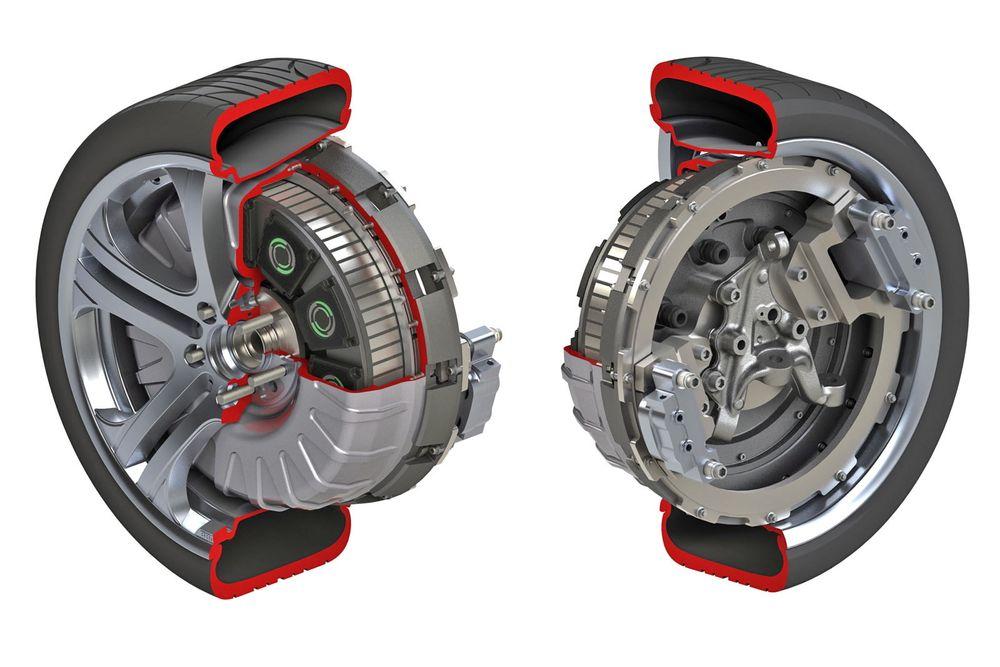 Hver av motorene kan yte opp til 110 hestekrefter, med et dreiemoment på 800 Nm